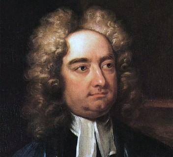 30 ноября 1667 года родился Джонатан Свифт