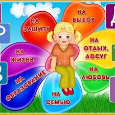 Беседа «Права ребенка»