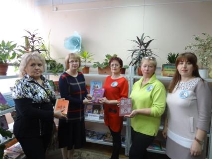 В Невинномысске прошла акция «Дарите книги с любовью»