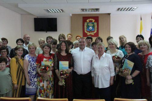 Библиотекарей Невинномысска поздравили с профессиональным праздником