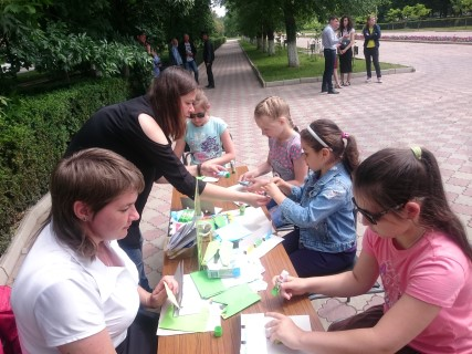 Памятный пограничный знак торжественно открыли в Невинномысске