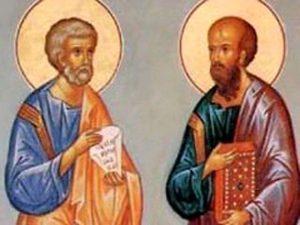 12 июля день святых первоверховных апостолов Петра и Павла