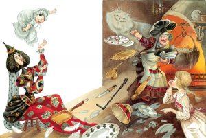«Приключения Алисы в Стране Чудес»