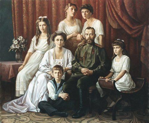 17 июля — день памяти Святых Царственных Мучеников