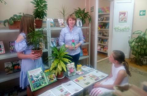 «Что необходимо растениям для жизни? Полив, освещение, температура и влажность»