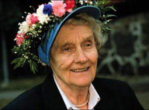 14 ноября - 110 лет со дня рождения шведской детской писательницы Астрид Линдгрен!