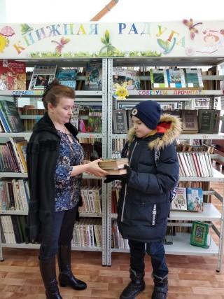 Акция «Дарите книги с любовью» прошла во всех библиотеках Невинномысска