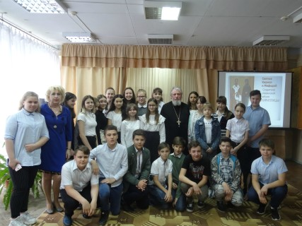 День славянской письменности и культуры отпраздновали в библиотеках Невинномысска