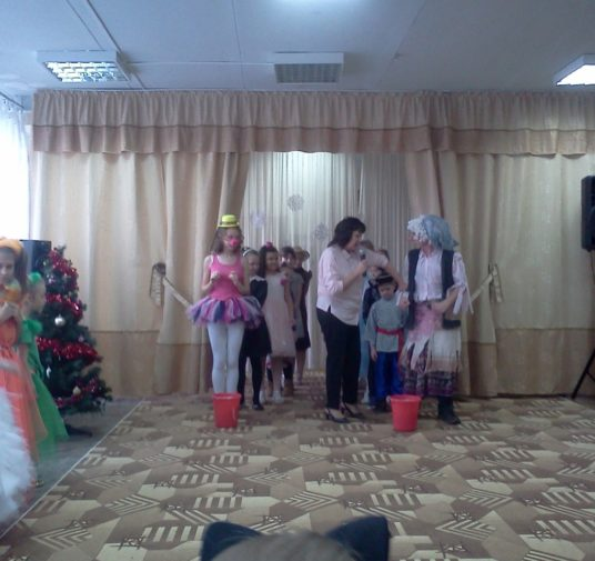 Бал сказочных принцесс прошел в ЦДБ