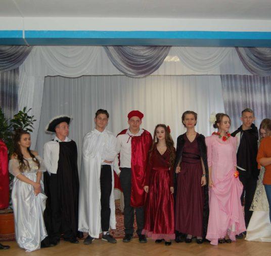 В библиотеках Невинномысска прошла краевая неделя театра