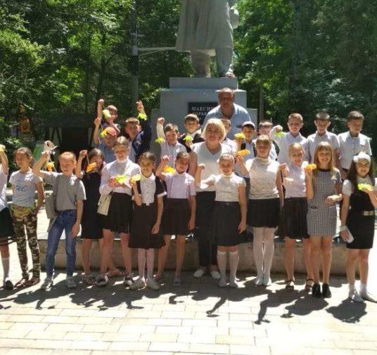 Невинномысские библиотекари приветствовали участников проекта «Академия развития моногородов»