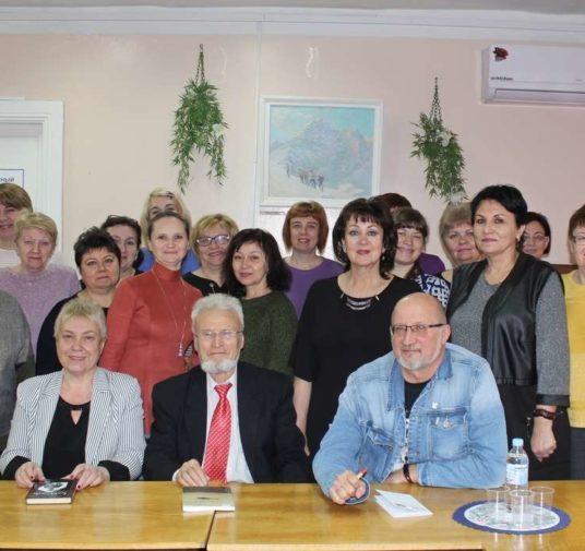 Именинный календарь писателей Ставрополья