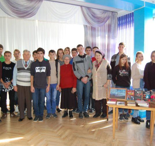 День памяти жертв политических репрессий в ЦГБ.