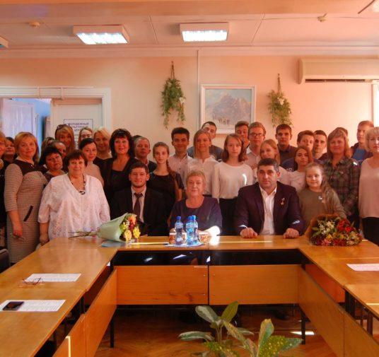 Герой России Руслан Нальгиев посетил Центральную городскую библиотеку