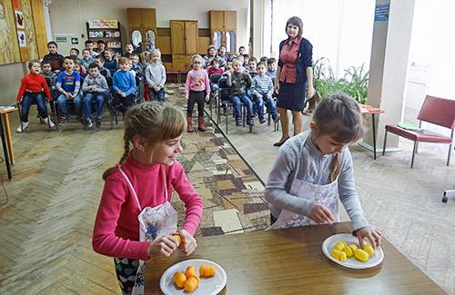 Мартовские библиопосиделки для малышей и малышек