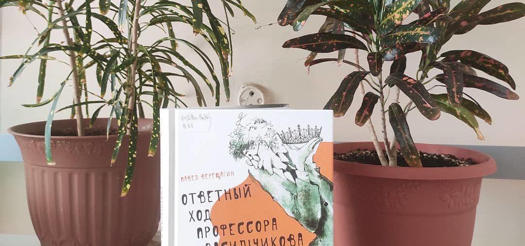 Ответный ход профессора Васильчикова