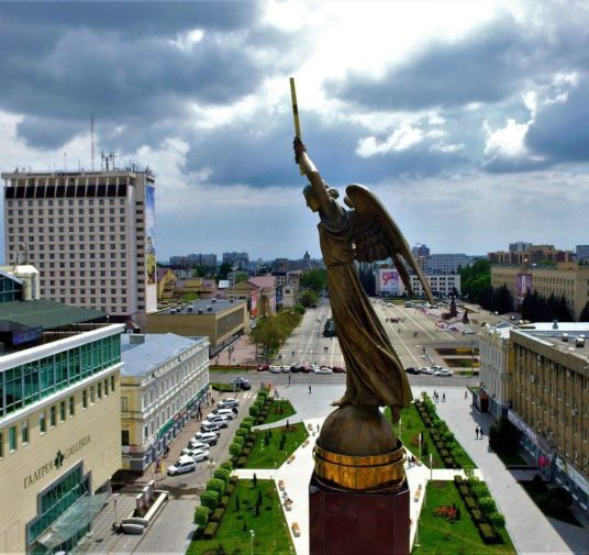 Голосуем за Ставрополь!