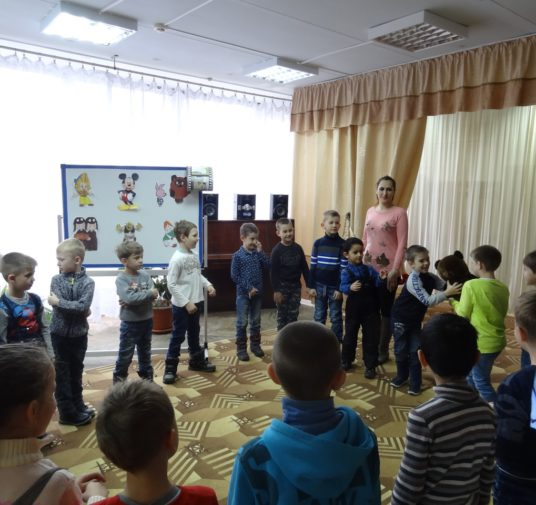 День детского кино в центральной детской библиотеке