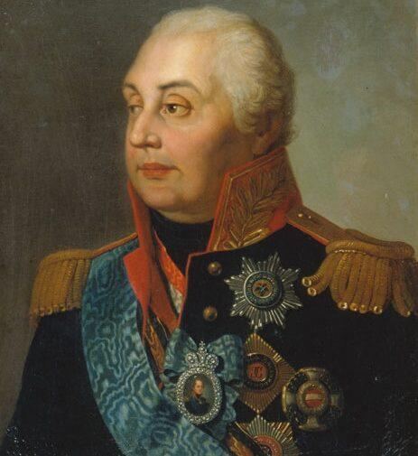 К официальному 145-летию великого полководца Кутузова.