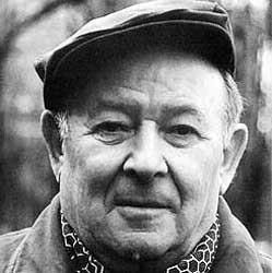 Поэт Константин Яковлевич Ваншенкин