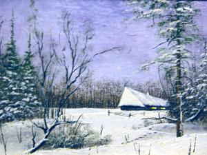Отрывки стихотворений русских классиков о зиме
