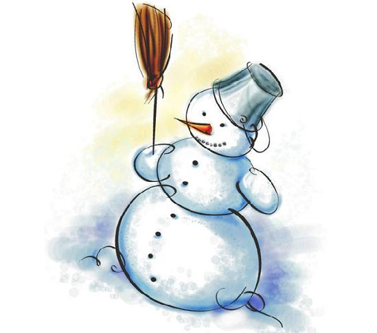 Всемирный День Снеговика