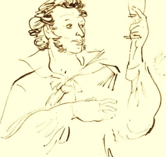 Виртуальная книжная выставка «Величие пушкинской строки»