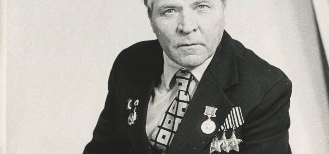 Кавалер солдатской доблести Анатолий Ефимович Голиков