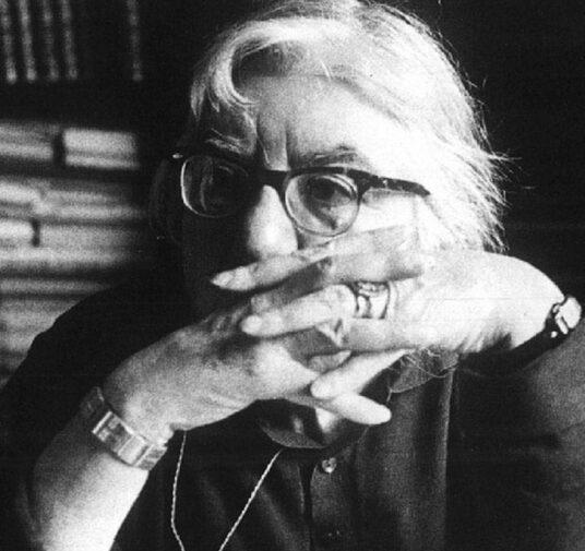 Советская писательница Мариэтта Шагинян