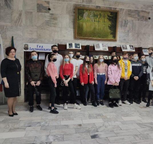 Выставка, посвященная 200- летию со дня рождения Ф.М. Достоевского