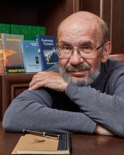 Александр Васильевич Суворов, поэт и драматург